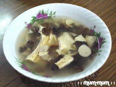 Bean Curd Soup