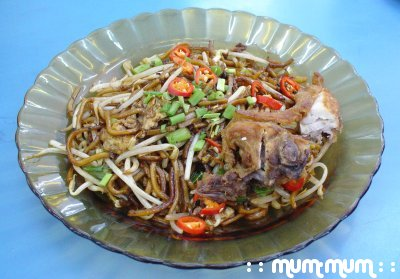 Malay Fried Mee