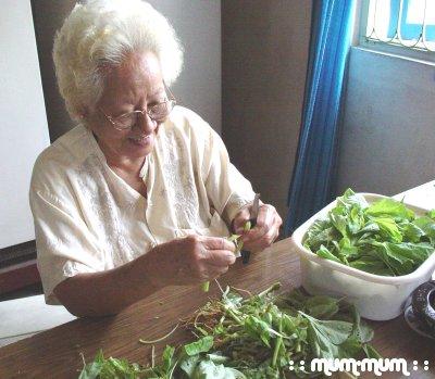 Granny dearest