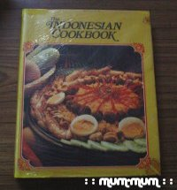 Indonesian Recipe Book