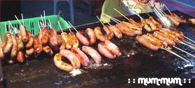 Taiwan Sausages