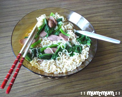 Maggi Mee : Curry Flavour