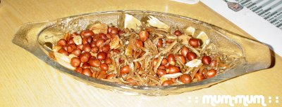 Peanuts and Salted Fish