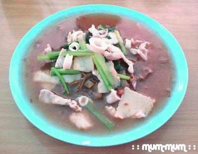Tomato Kway Teow